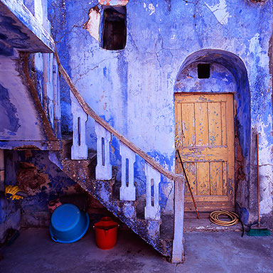 Blue House, Chios